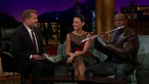 Terry Crews & Lucy Liu's Hidden Talents-cfwstAb9OEU