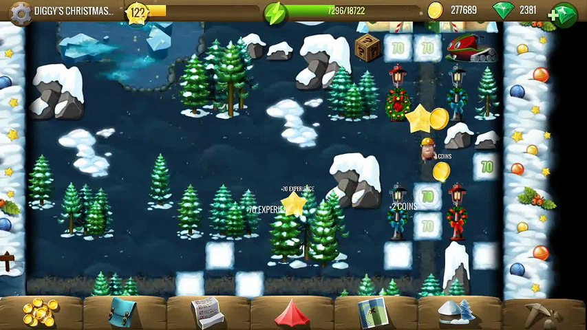 Diggy's Christmas Cottage   Christmas 2017   Diggy's Adventure
