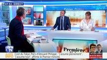"""L'édito de Christophe Barbier: Edouard Philippe """"assume"""" son vol Tokyo-Paris à 350 000 euros"""