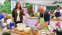 Un candidat du Meilleur Pâtissier sur M6 drague... Julia Vignali ! Regardez