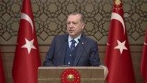 """Cumhurbaşkanı Erdoğan: """"Tek Millet, Tek Bayrak, Tek Vatan, Tek Devlet, Bizim Güvenlik Stratejimiz..."""