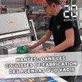 Nantes : Dans les coulisses de fabrication des agendas Quo Vadis