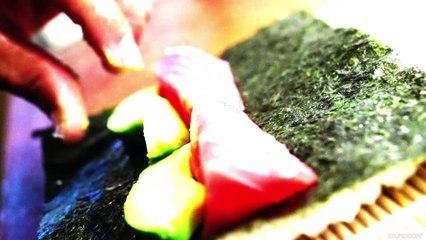 Supreme Sushi Making at the Aruba Marriot Resort & Stellaris Casino   Video
