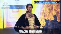 Nazia Rahman at India Beach Fashion Week Goa 2017 Cleopatra Collection | FashionTV | FTV