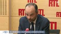 Vol Tokyo-Paris à 350.000 euros : Édouard Philippe assume - ZAPPING ACTU DU 20/12/2017