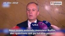 Sanction confirmée pour François Ruffin qui va perdre 1378 euros d'indemnité