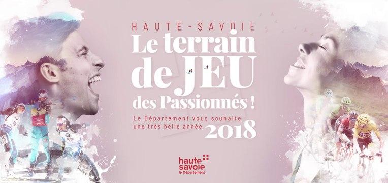 Voeux 2018 du Département de la Haute-Savoie