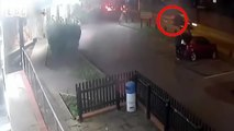 Shocking CCTV Shows Moment Daughter Was Killed By A Drunk Motorist