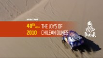 40th edition - N°26 - 2010: The joys of Chilean dunes - Dakar 2018