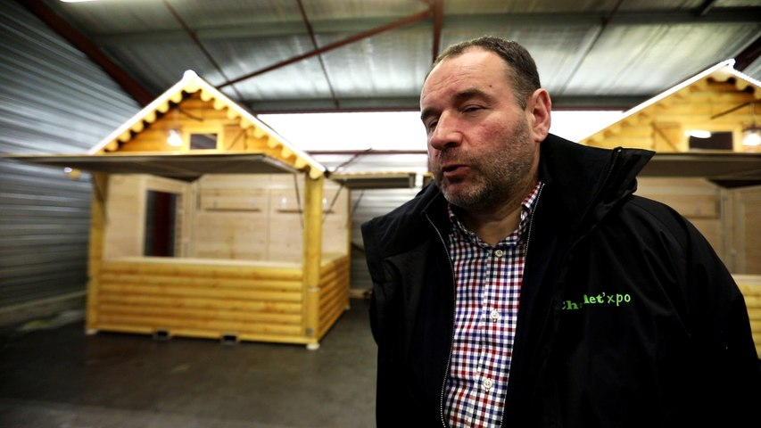 Patrick Loos constructeur de Chaletx'po
