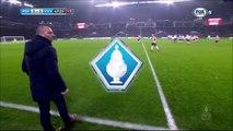 1-1 Luuk de Jong Goal Holland  KNVB Beker  Round 3 - 20.12.2017 PSV Eindhoven 1-1 VVV Venlo