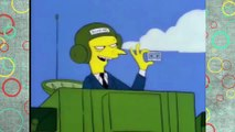 Mr. Burns tank: Under the sea (English)