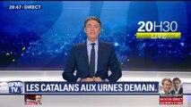"""Les Catalans appelés aux urnes jeudi: """"Les résultats s'annoncent extrêmement serrés"""""""