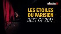 Etoiles du Parisien : revivez les moments forts de la soirée