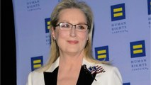 Meryl Streep 'She Knew' posters appear in L.A.