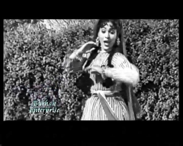 Way Main Naar Patolay Wargi - Zubeda Khanam for Musarrat Nazir - Film Mahi Munda