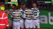 1-0 Stuart Armstrong Goal Scotland  Premiership - 20.12.2017 Celtic FC 1-0 Partick Thistle
