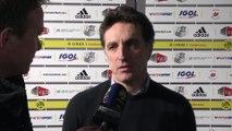 Réactions Christophe Pélissier -  Amiens SC - FC Nantes