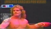 Chris Benoit, King Haku & La Fiera vs Negro Casas, Sangre Chicana & Dr. Wagner Jr.| CMLL 1993