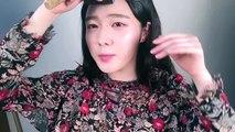 【韓国メイク】赤リップが主役の韓国風メイク!!韓国メイク第2弾!-BvJuvvQipgc
