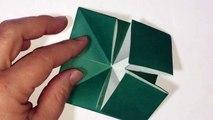 折り紙 【笹の葉】の折り方-lTS2pL5jJf0
