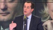 """Départ de Florian Philippot du FN : """"Le Front national est resté totalement uni et solide et s'en est déjà totalement remis"""", Nicolas Bay, vice-président du parti"""