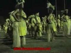 Danses de Hiva Oa ILES MARQUISES 2003