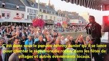 Johnny Hallyday   découvrez Johnny Junior, son sosie vocal, c'est étonnant !