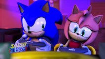 Sonic the Hedgehog Animation - AMY ROSE IN SONIC MANIA!? - SFM Animation 4K