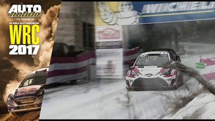 Trailer Hors-Série WRC 2017 AUTOhebdo