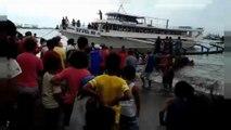 Filippine: affonda traghetto con 251 persone a bordo, ci sono vittime