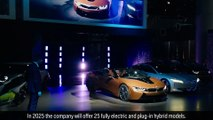 Delivered as promised - BMW Group delivers 100,000 electrified vehicles in 2017