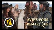 Aviez vous remarqué ? #59 - Pirates des Caraïbes, la fontaine de jouvence