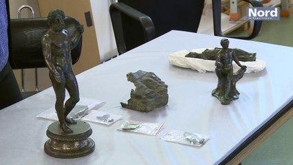 Les Bronzes de Bavay à Paris