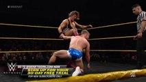Tyler Bate vs. Pete Dunne - WWE United Kingdom Championship Match  WWE NXT, Dec. 20, 2017