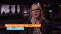 #DSFsante - Brigitte Dumont, Directrice RSE du Groupe Orange