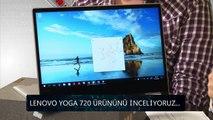 Sözcü Teknoloji 2. bölüm - Lenovo Yoga 720 incelemesi