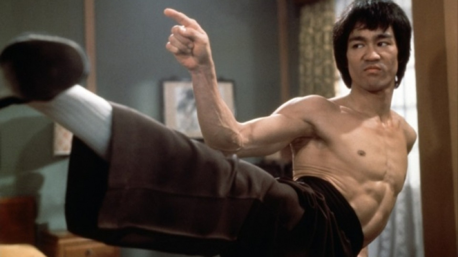 The Way Of The Dragon 1972 Bruce Lee Chuck Norris Nora Miao