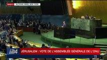 Assemblée générale de l'ONU: les discours de quelques représentants