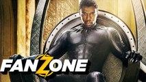 Black Panther se démasque - Fanzone 731
