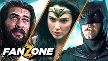 On a rencontré la Justice League (et vu le film) - FANZONE (Interview)