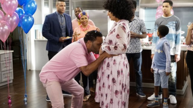 Regarder!! BLACK-ISH Saison 4 Episode 10 [S04E10] Working Girl En ligne Épisodes complets