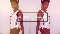 AFFORDABLE Bikinis Under $10! Try On Haul & Review ,  Alie Express Bikinis 2016 ,  MB Makeu