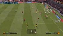 PES 2017 Maravilloso Gol El mejor Gol del año