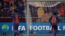 Barça - PSG [FIFA 17]   UEFA Champions League   CPU Vs. CPU
