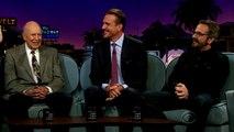 Carl Reiner Shares Late Late Show Clips-4iUtZvRoQOI