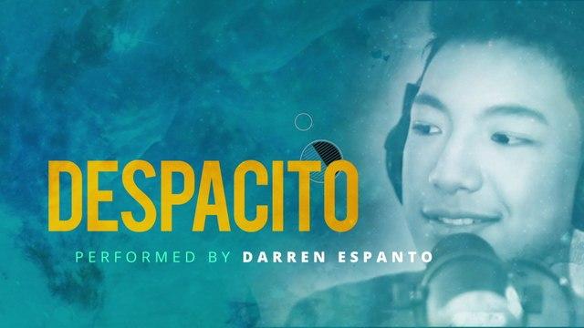 Darren Espanto - Despacito - Remix