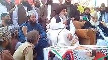 Molvi Khadim Rizvi Grills Asif Ali Zardari..