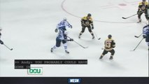 DCU Save Of The Game: Tuukka Rask Makes Multiple Stops During Key Sequence Vs. Jets