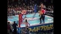 Keiji Muto/Rick Steiner vs Masa Chono/Hiroyoshi Tenzan (New Japan November 16th, 1996)
